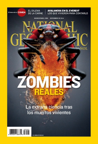 National Geographic - 12/12/14