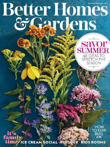 Imagen de apoyo de  Better Home & Gardens - 01/08/19