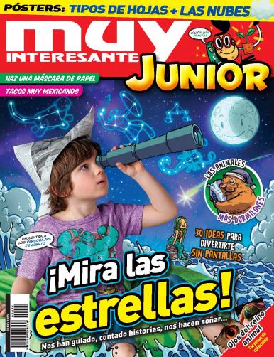 Imagen de apoyo de  Muy Interesante Junior - 01/06/20