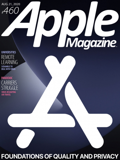 Imagen de apoyo de  AppleMagazine - 21/08/20