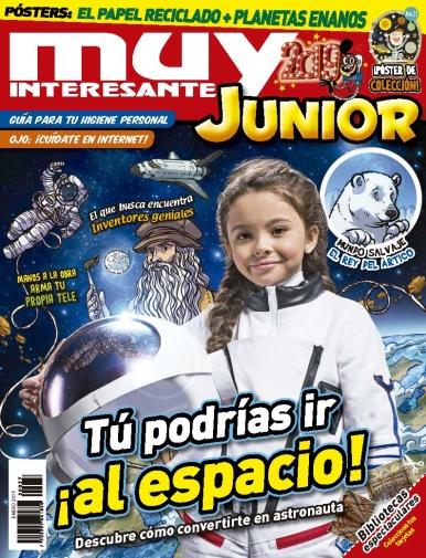 Imagen de apoyo de  Muy Interesante Junior - 14/01/19
