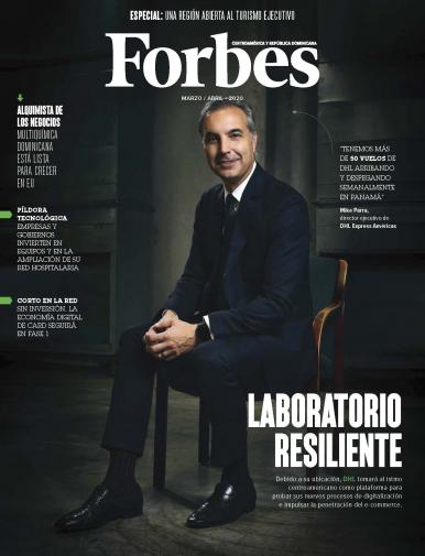 Imagen de apoyo de  Forbes Centro América - 24/03/20