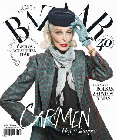Imagen de apoyo de  Harper's Bazaar - 01/10/20