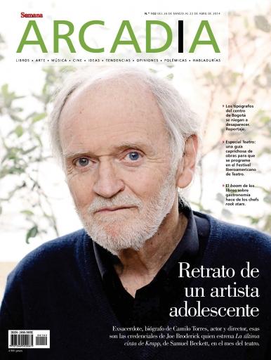 Imagen de apoyo de  Arcadia - 26/03/14