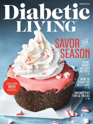 Imagen de apoyo de  Diabetic Living - 01/12/17