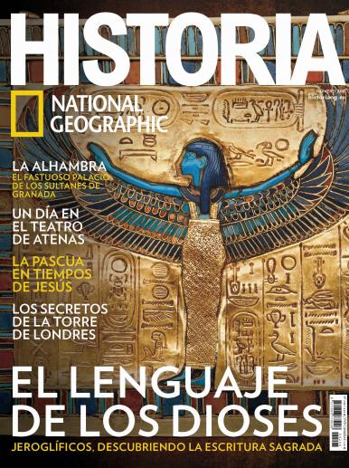 Imagen de apoyo de  National Geographic Historia - 24/03/21