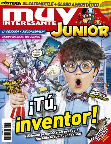 Imagen de apoyo de  Muy Interesante Junior - 10/11/19