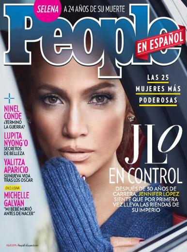 Imagen de apoyo de  People en Español - 01/04/19
