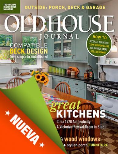Imagen de apoyo de  Old House Journal - 01/07/20