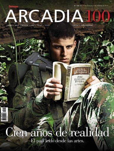 Arcadia - 24/01/14