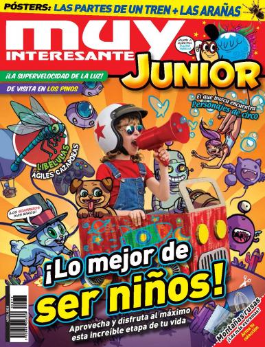 Imagen de apoyo de  Muy Interesante Junior - 02/04/20