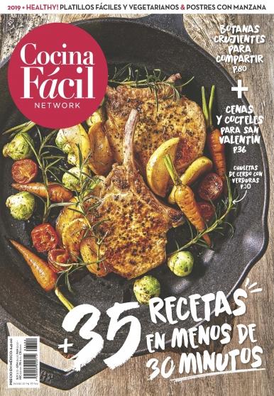 Imagen de apoyo de  Cocina Fácil Network - 31/01/19