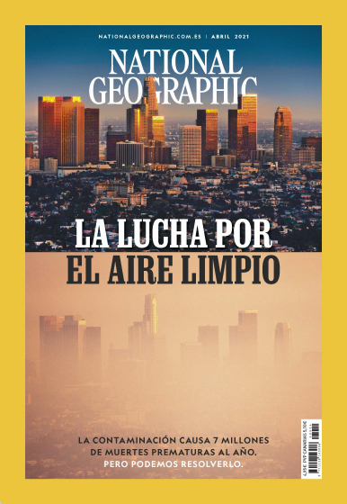 Imagen de apoyo de  National Geographic España - 24/03/21