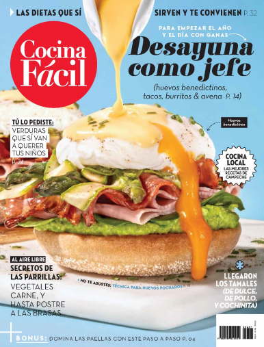 Imagen de apoyo de  Cocina Fácil Network - 01/01/21