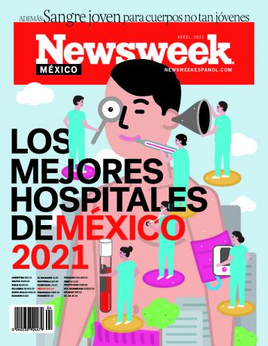 Imagen de apoyo de  Newsweek en español - 19/04/21