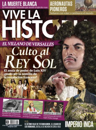 Imagen de apoyo de  Vive la Historia - 01/04/20