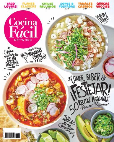 Imagen de apoyo de  Cocina Fácil Network - 30/08/19