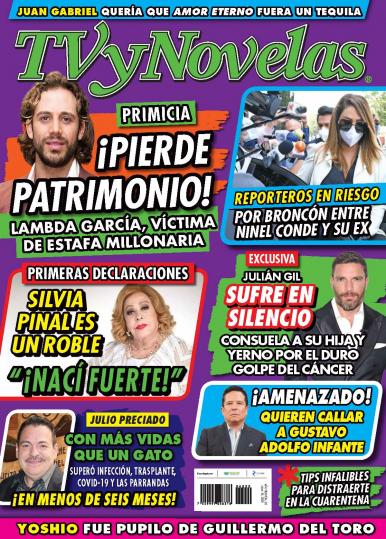 Imagen de apoyo de  TV y Novelas México - 18/05/20