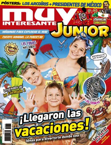 Imagen de apoyo de  Muy Interesante Junior - 09/07/19