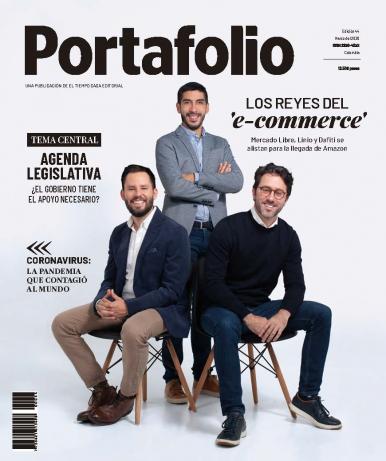 Imagen de apoyo de  Portafolio revista - 27/03/20