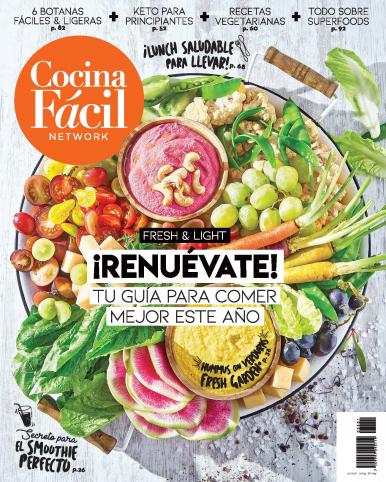 Imagen de apoyo de  Cocina Fácil Network - 09/01/20