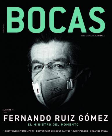 Imagen de apoyo de  BOCAS - 29/05/20