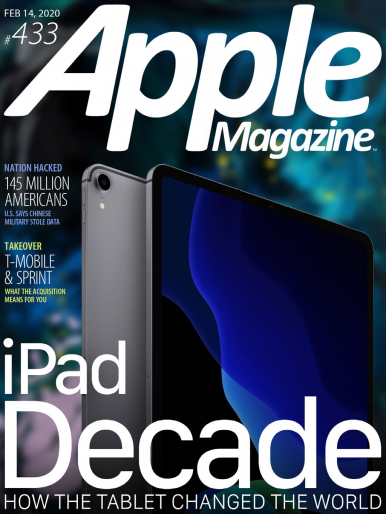 Imagen de apoyo de  AppleMagazine - 14/02/20