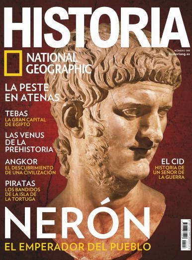 Imagen de apoyo de  National Geographic Historia - 01/06/20