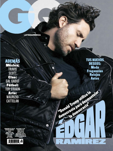 Imagen de apoyo de  GQ Latinoamérica - 01/10/20