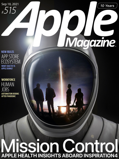 Imagen de apoyo de  AppleMagazine - 10/09/21