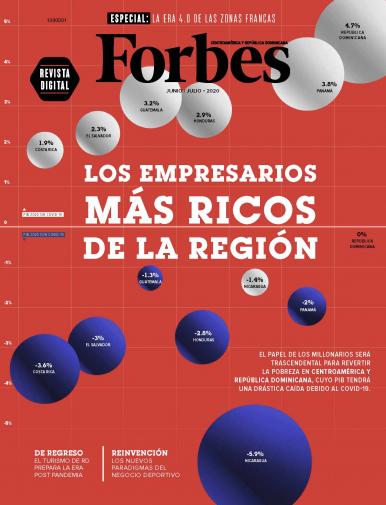 Imagen de apoyo de  Forbes Centro América - 23/06/20