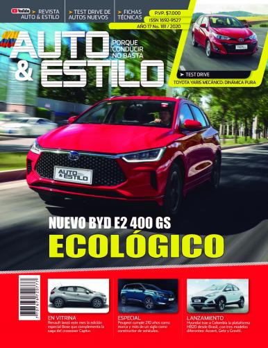 Imagen de apoyo de  Auto & estilo - 29/09/20