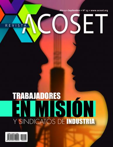 Imagen de apoyo de  Acoset - 15/09/19
