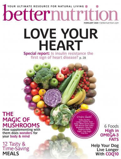 Imagen de apoyo de  Better Nutrition - 01/02/20