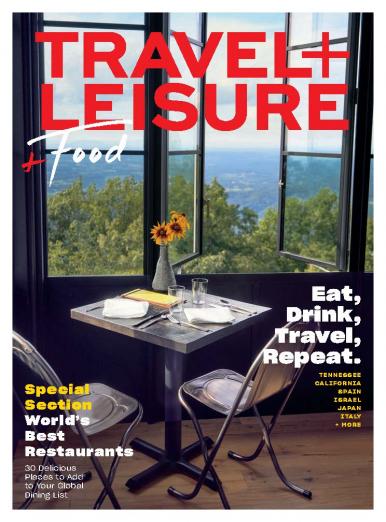 Imagen de apoyo de  Travel + Leisure - 01/09/19