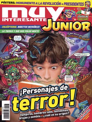 Imagen de apoyo de  Muy Interesante Junior - 10/10/19