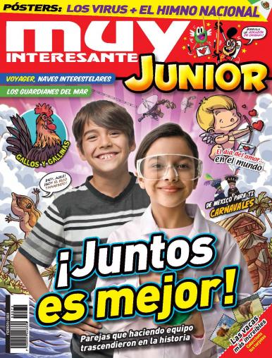 Imagen de apoyo de  Muy Interesante Junior - 03/02/20