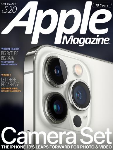 Imagen de apoyo de  AppleMagazine - 15/10/21
