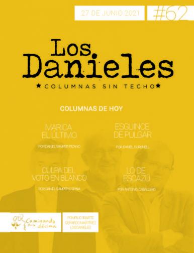 Imagen de apoyo de  Los Danieles  - 27/06/21