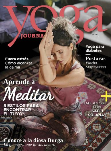 Imagen de apoyo de  Yoga Journal - 01/11/19