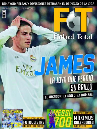 Imagen de apoyo de  Fútbol Total - 10/07/20