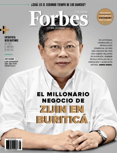 Imagen de apoyo de  Forbes Colombia - 02/10/20