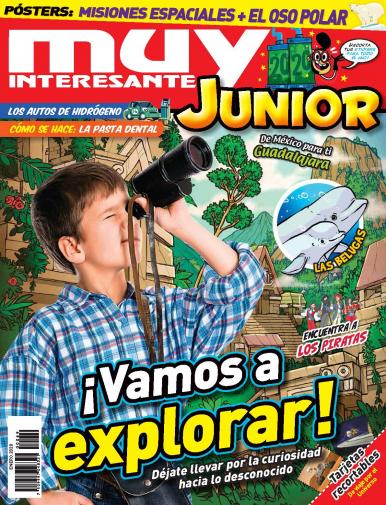 Imagen de apoyo de  Muy Interesante Junior - 17/01/20