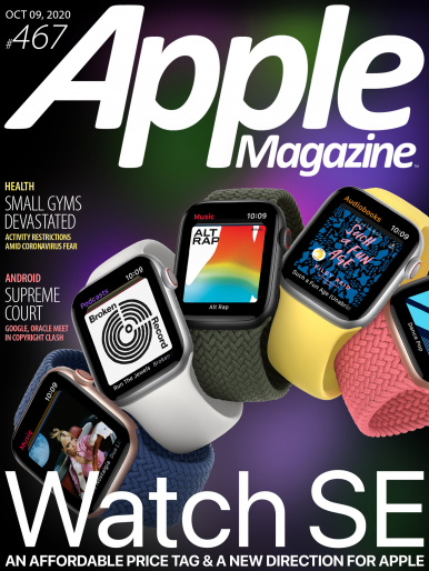 Imagen de apoyo de  AppleMagazine - 09/10/20