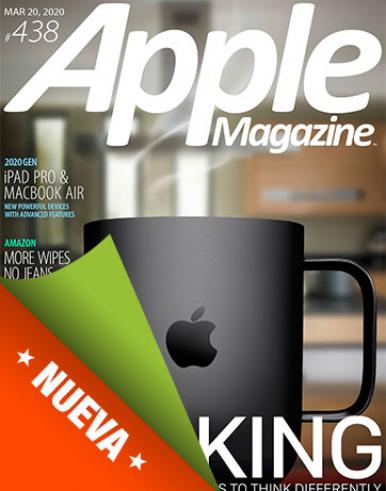 Imagen de apoyo de  AppleMagazine - 20/03/20