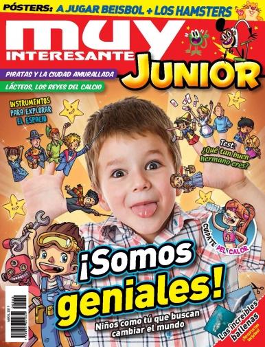 Imagen de apoyo de  Muy Interesante Junior - 08/04/19