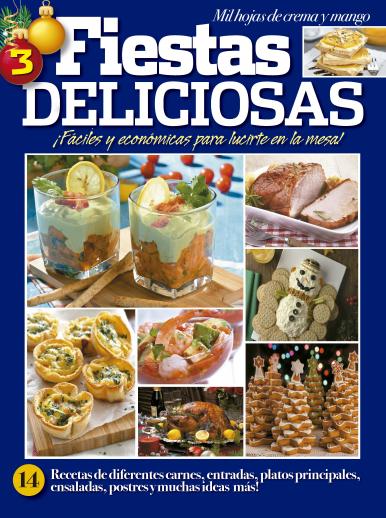 Imagen de apoyo de  Fiestas deliciosas - 04/10/21