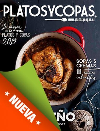 Imagen de apoyo de  Platos y copas - 10/06/19