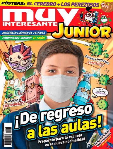 Imagen de apoyo de  Muy Interesante Junior - 01/08/20