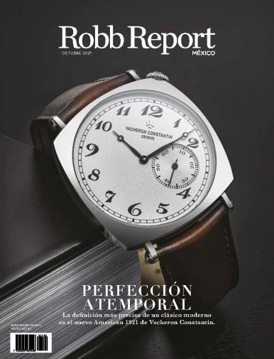 Imagen de apoyo de  Robb Report - 01/10/21